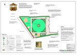 garden design plan of formal garden